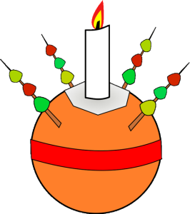 Christingle Service @ Hollywood | United Kingdom