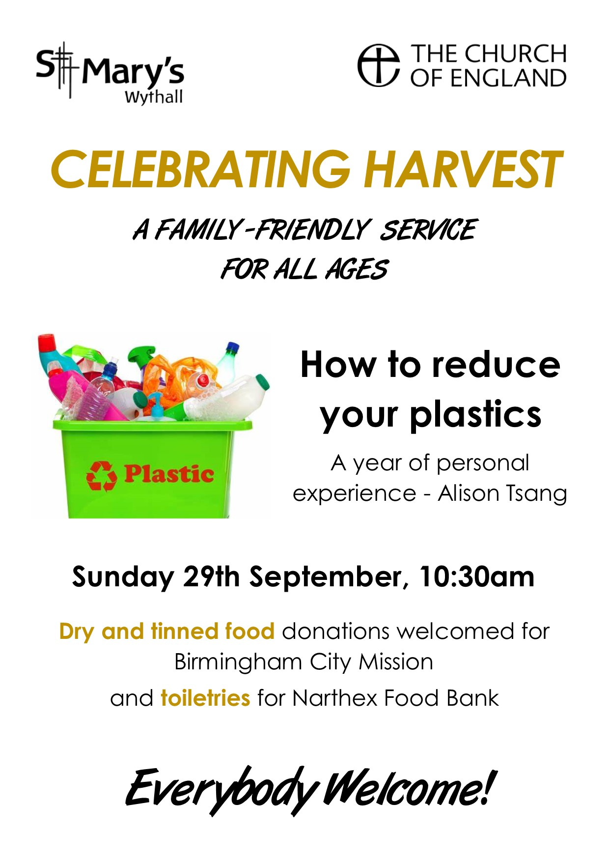 Harvest Celebration! @ Hollywood | England | United Kingdom