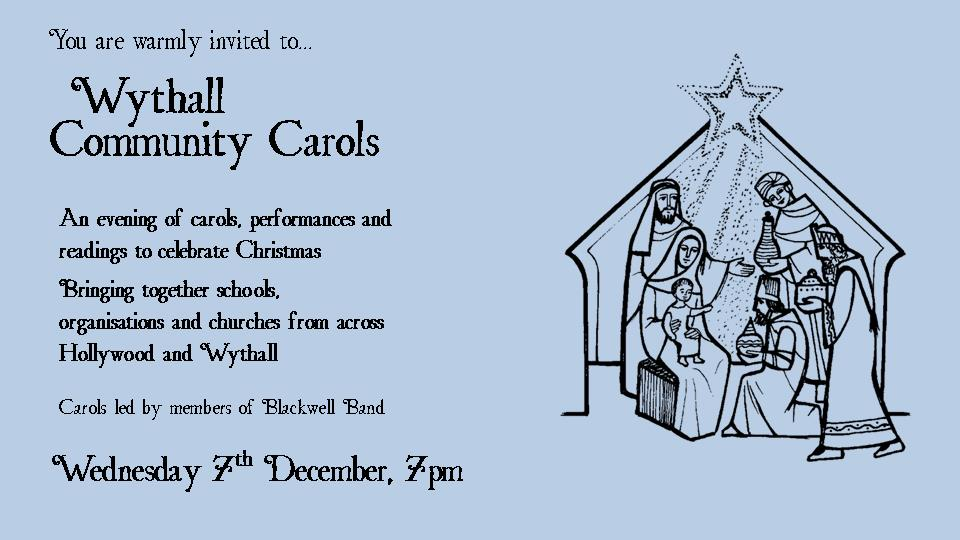 Wythall Community Carols @ Hollywood | United Kingdom