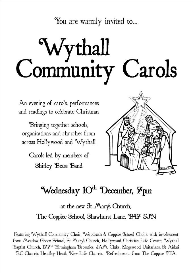 Wythall Community Carols
