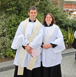 ordination as deacon