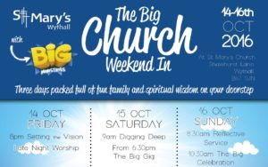 Weekend at Home @ St Mary's Church | Hollywood | United Kingdom