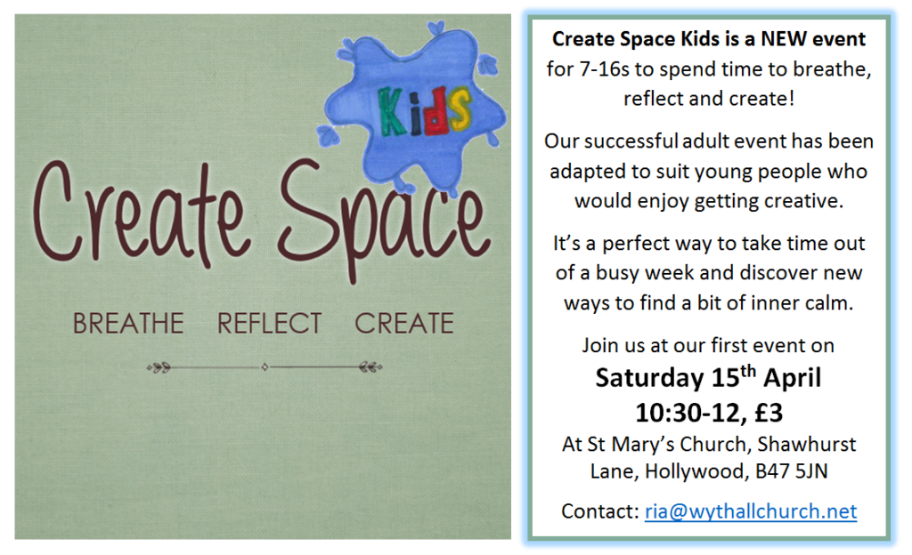 Create Space Kids